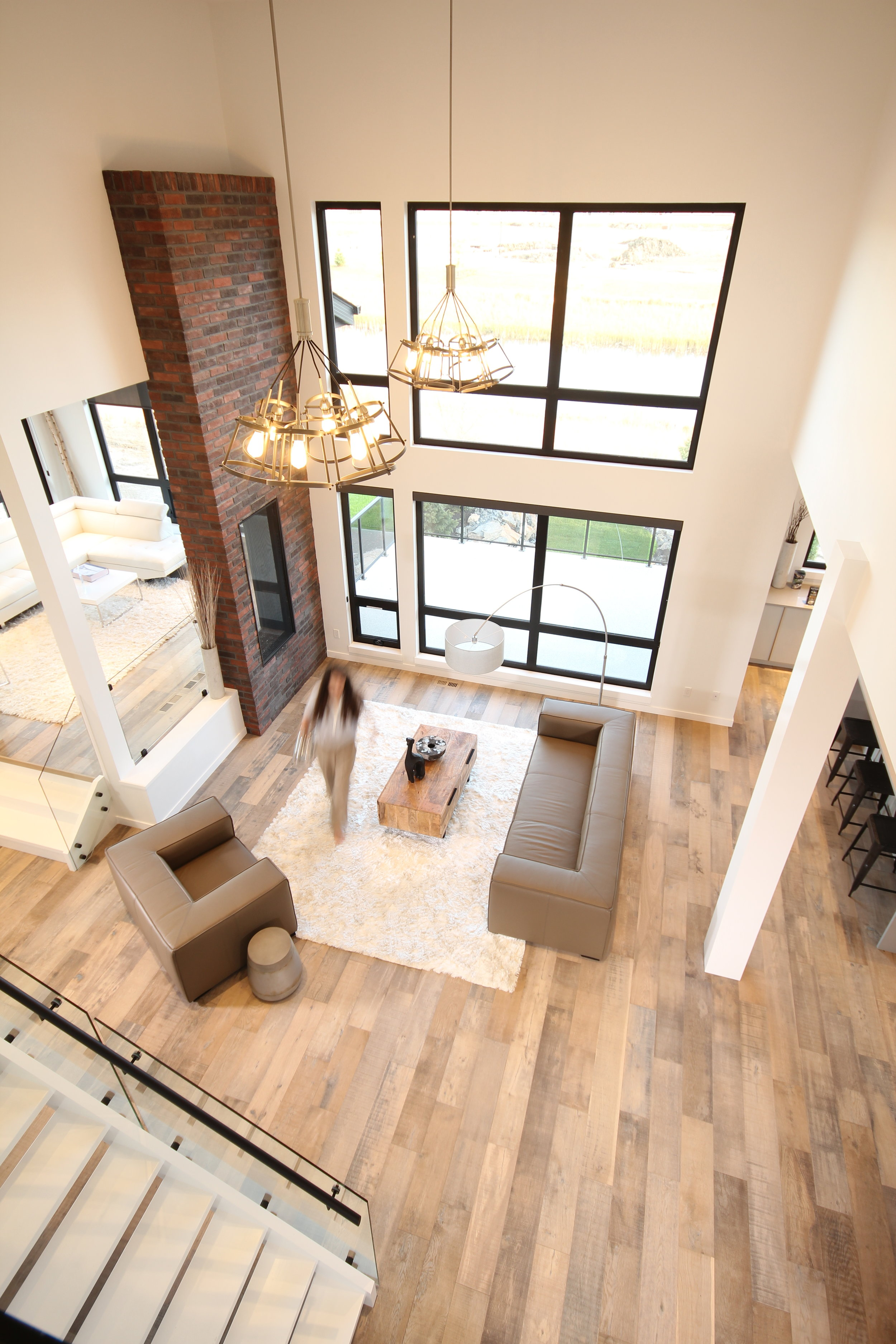 artista show home, beau mode sofa and chair. Blue Moon Furniture. Luxury furniture winnipeg.JPG