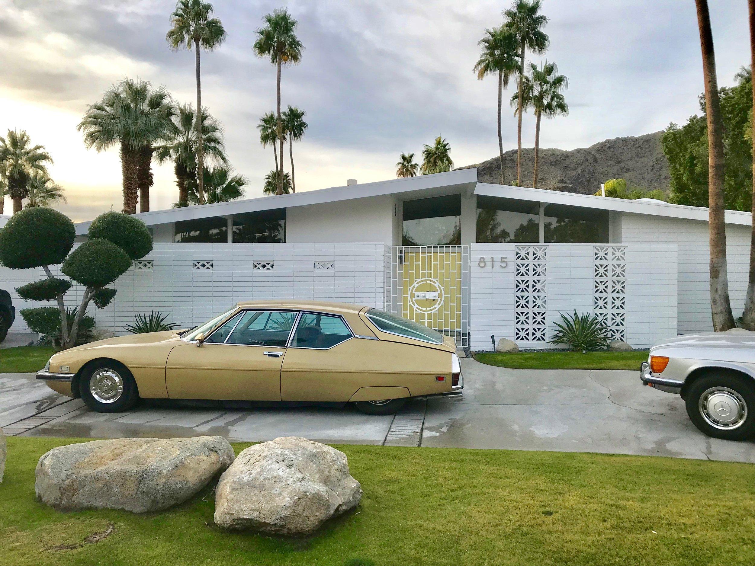 yellow door. architectural tour of Palm Springs. Blue Moon furniture store winnipeg.jpg