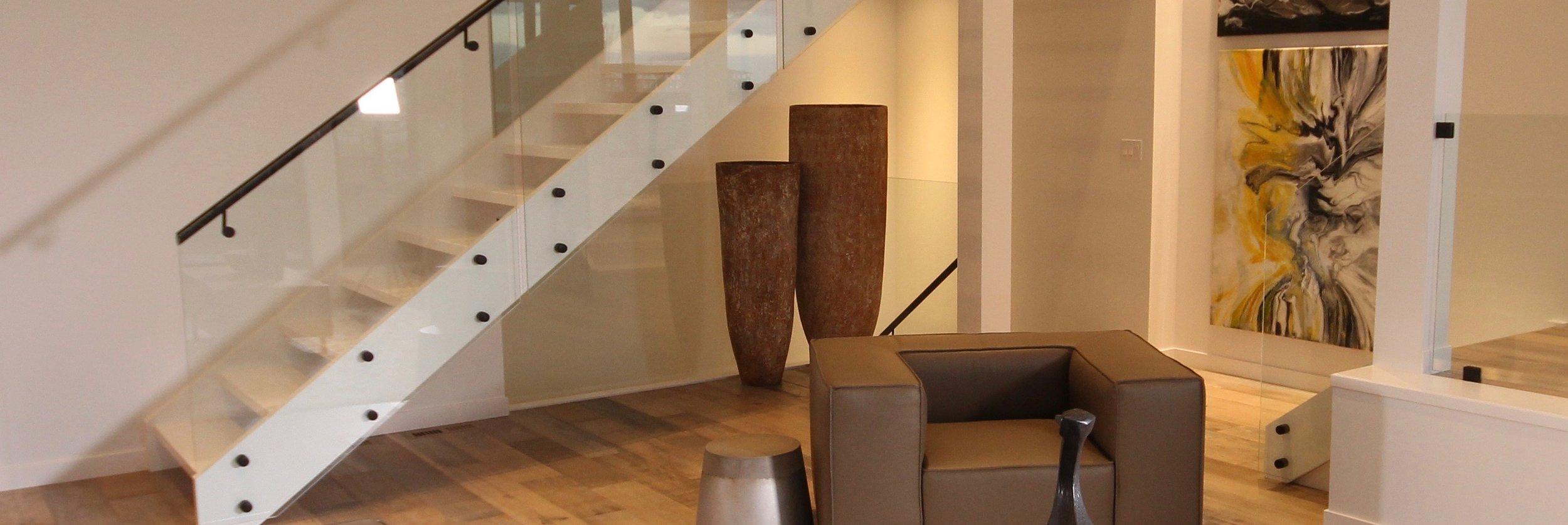 Copy of artifact standing pots in artista show home