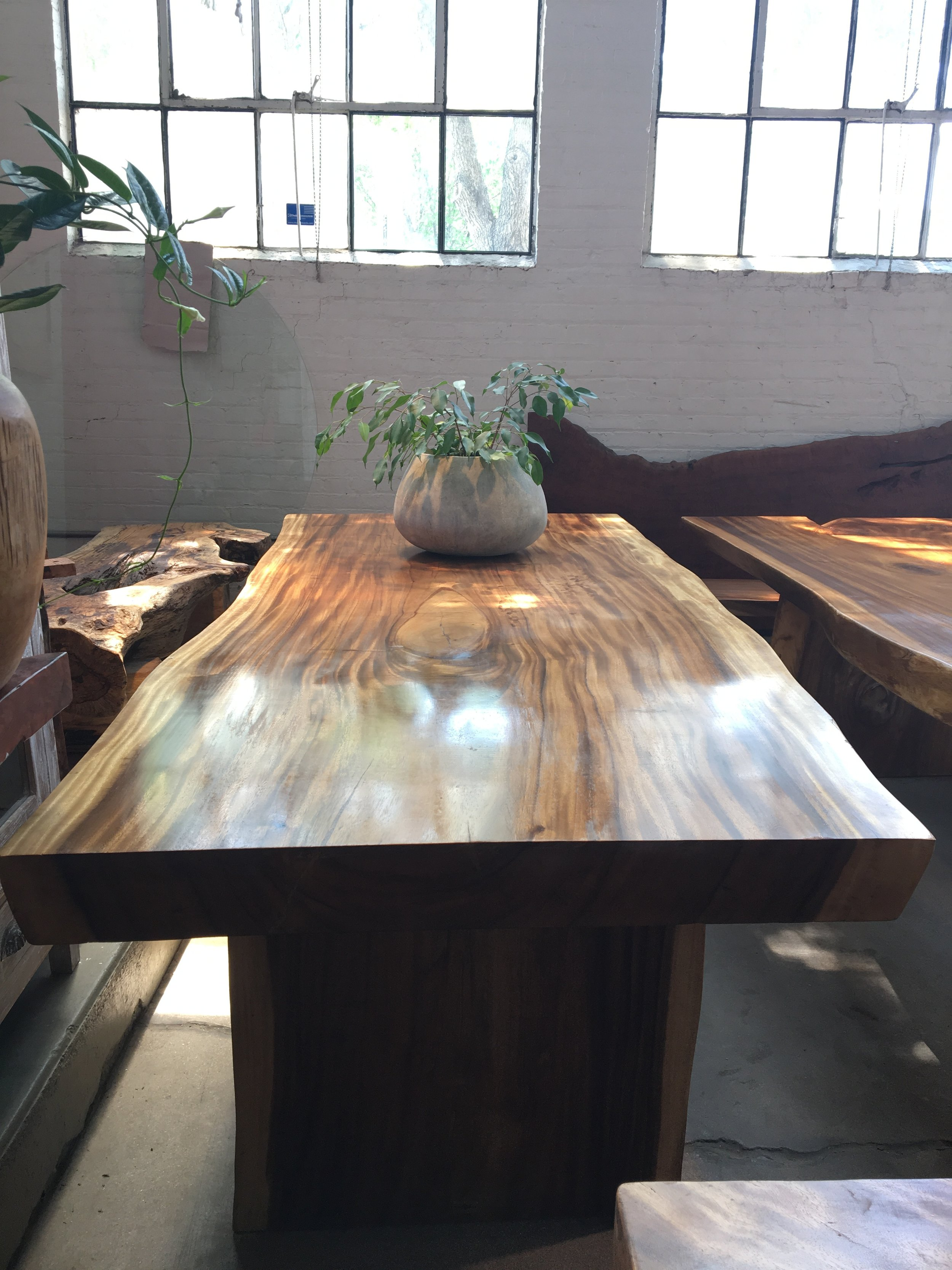 extra wide live edge dining table. luxury, modern furniture in winnipeg, canada.JPG