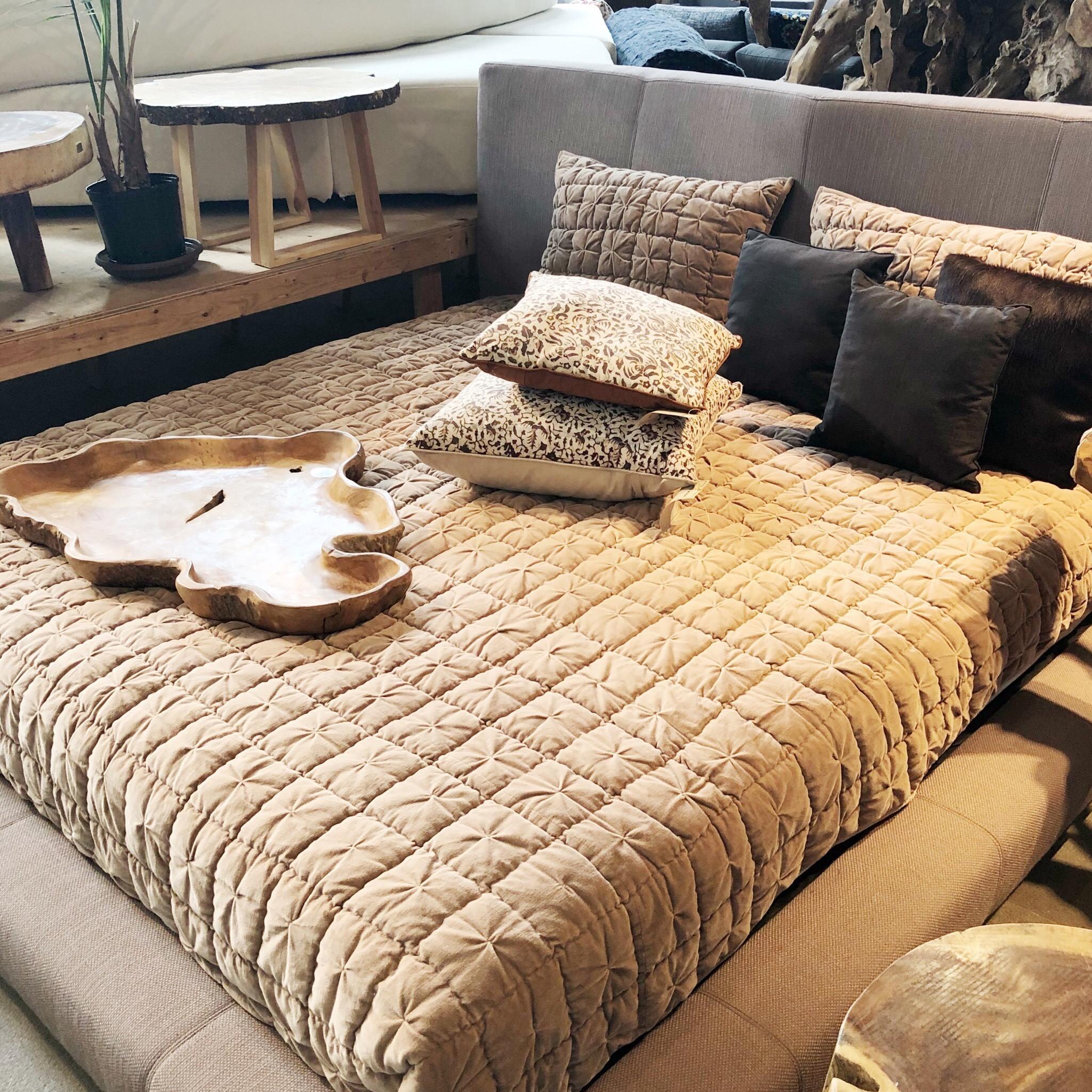 curved upholstered platform bed. blue moon furniture store in winnipeg.jpg