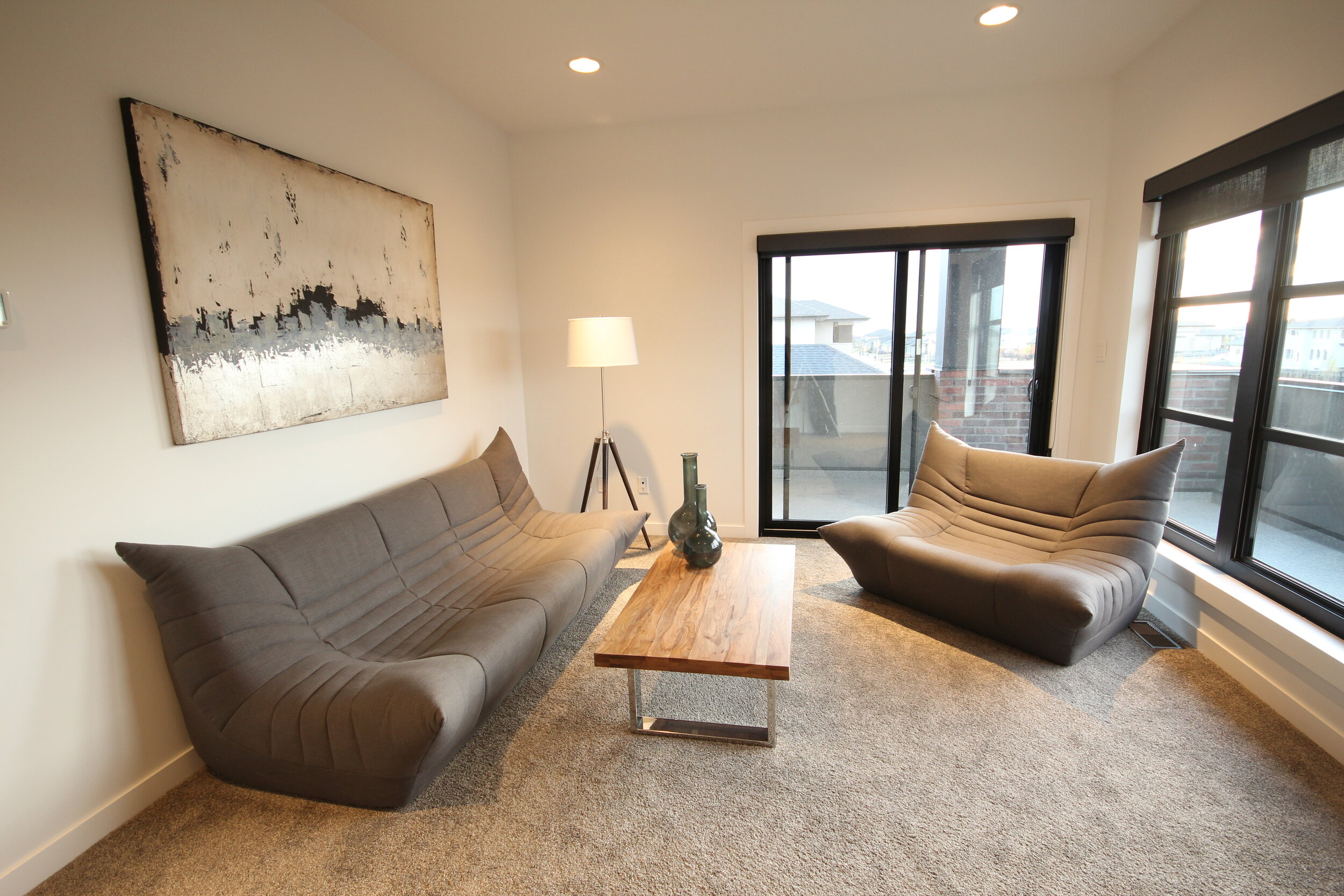 Artista Show Home Furniture. Wolseley Sofa and chair set.