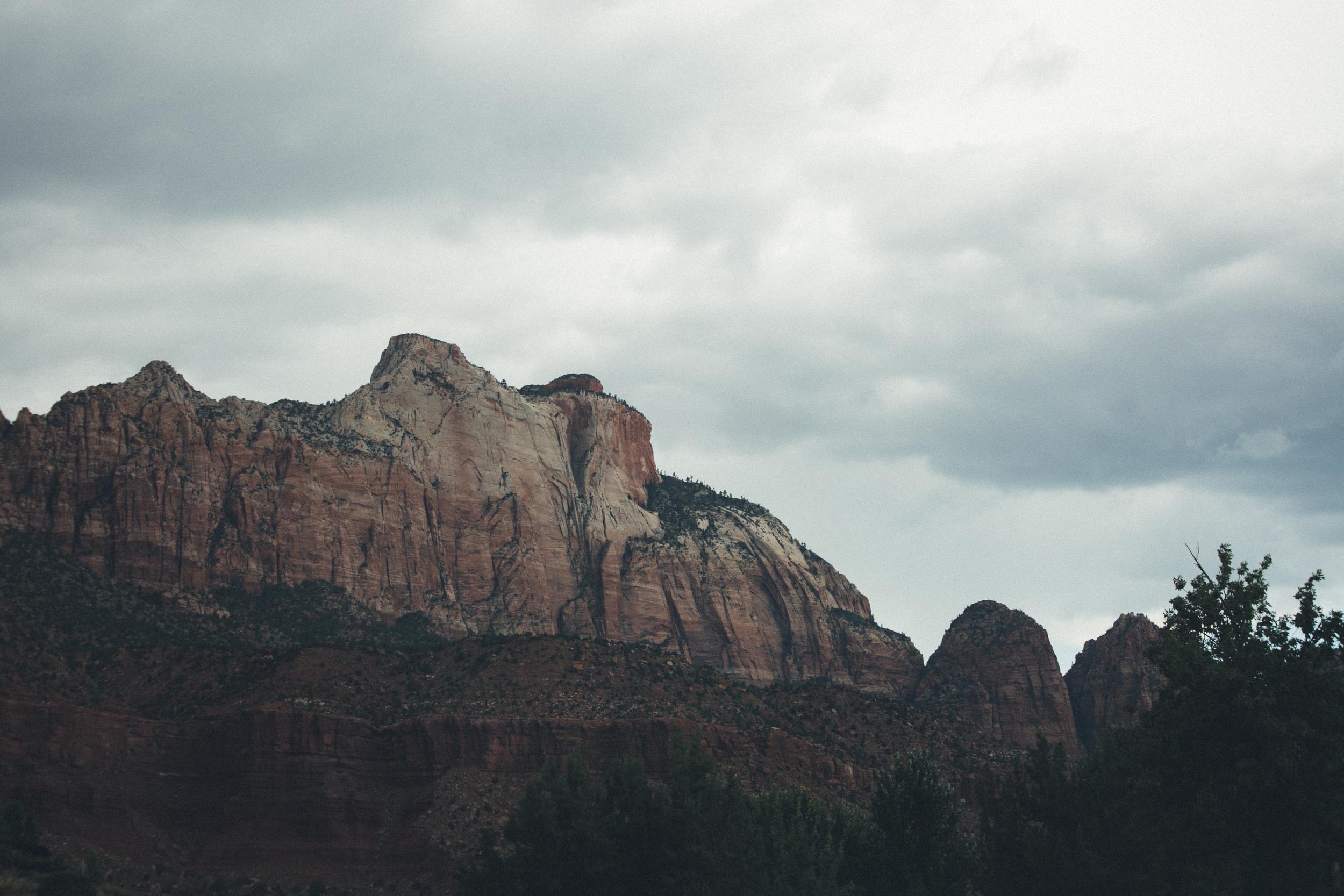 Majestic Zion National Park