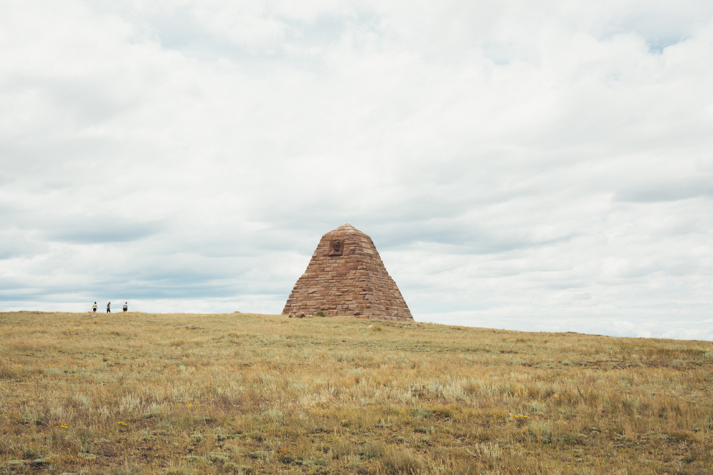 Ames Monument, Albany County, Wyoming