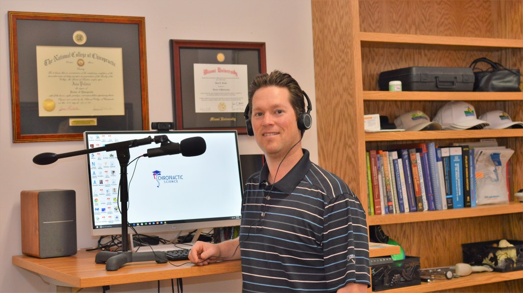 Dr. Dean Smith is the founder &host of the Chiropractic Science podcast.