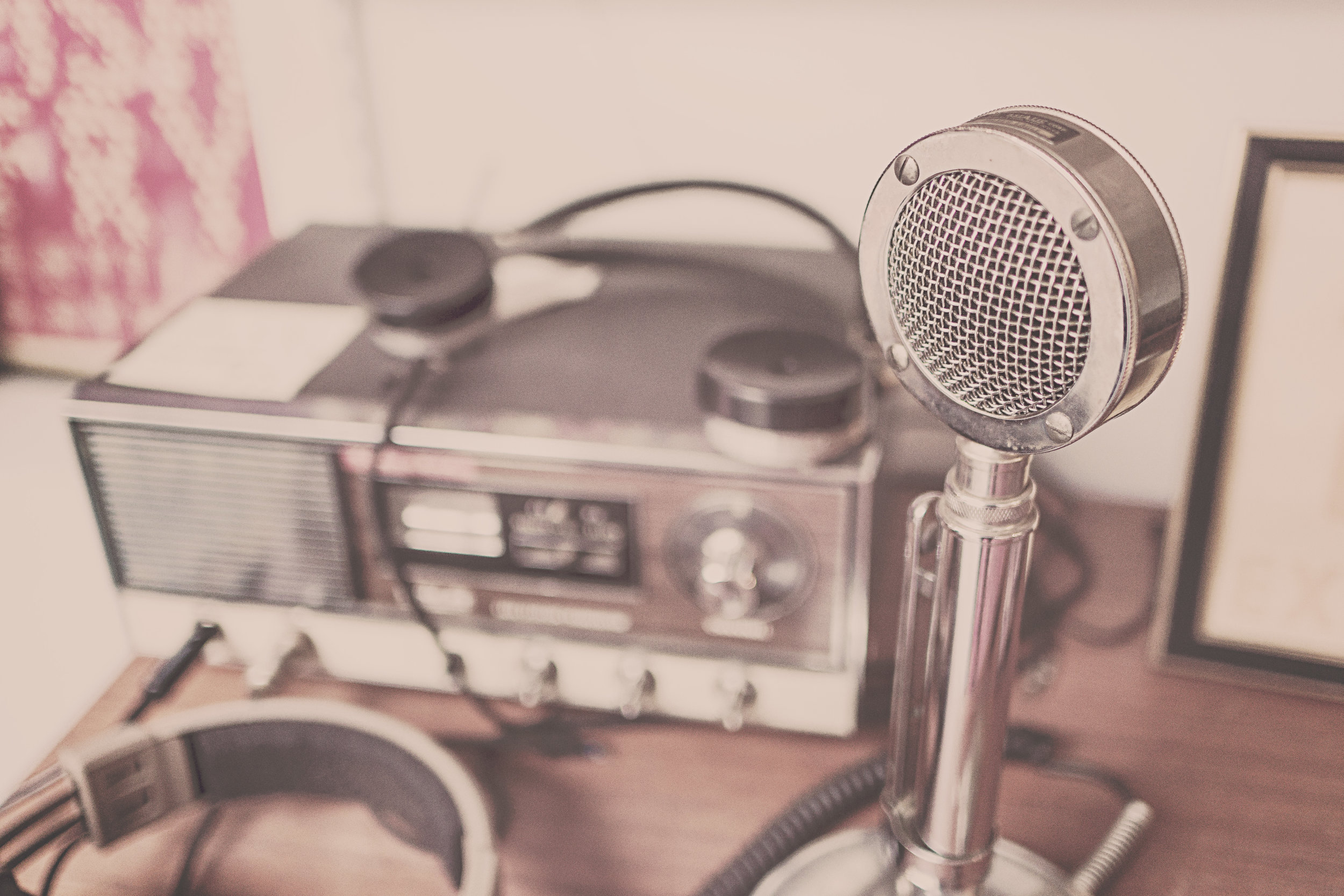 Podcast Audio Production