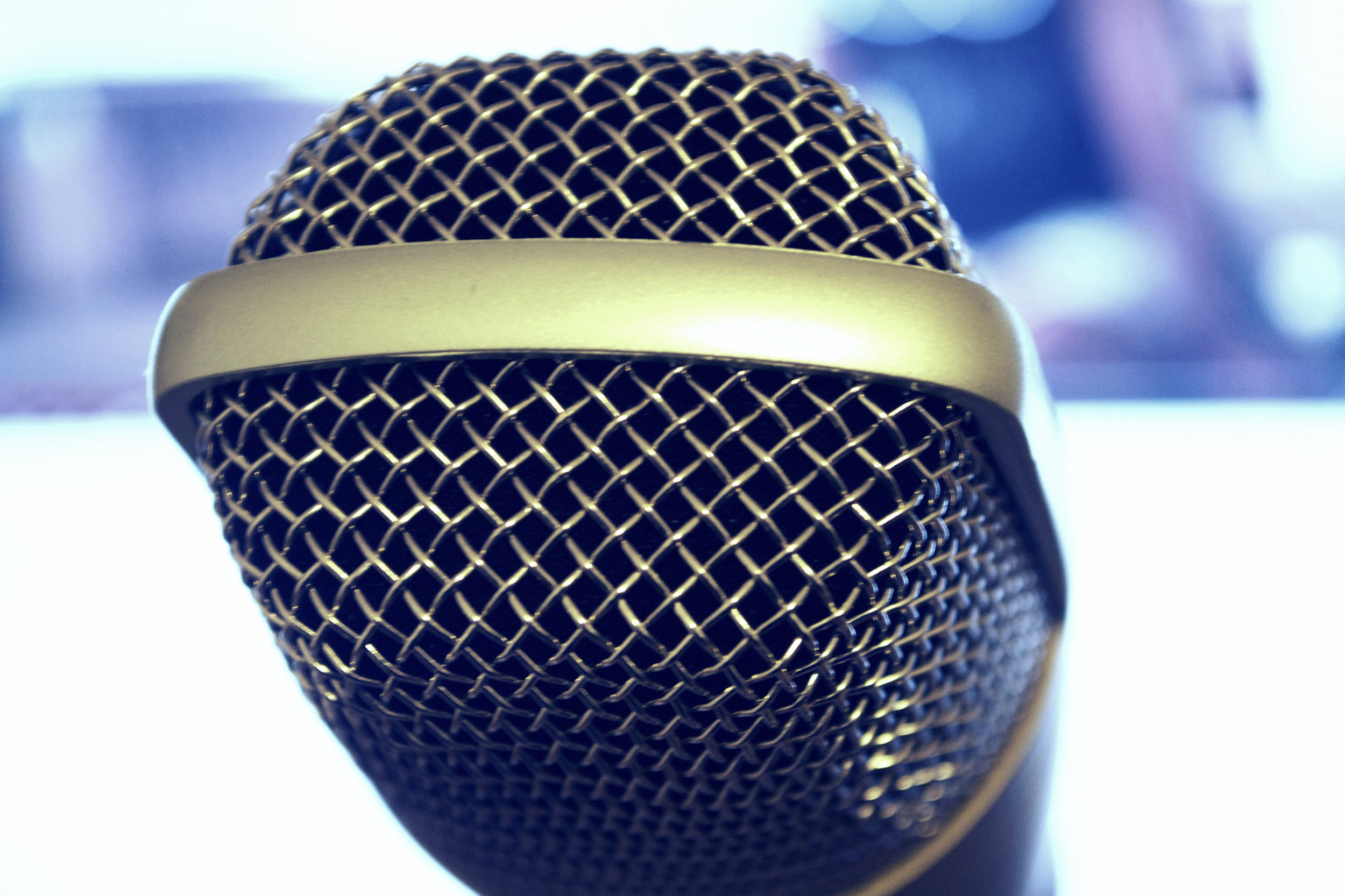Audio Post Production Voice Over