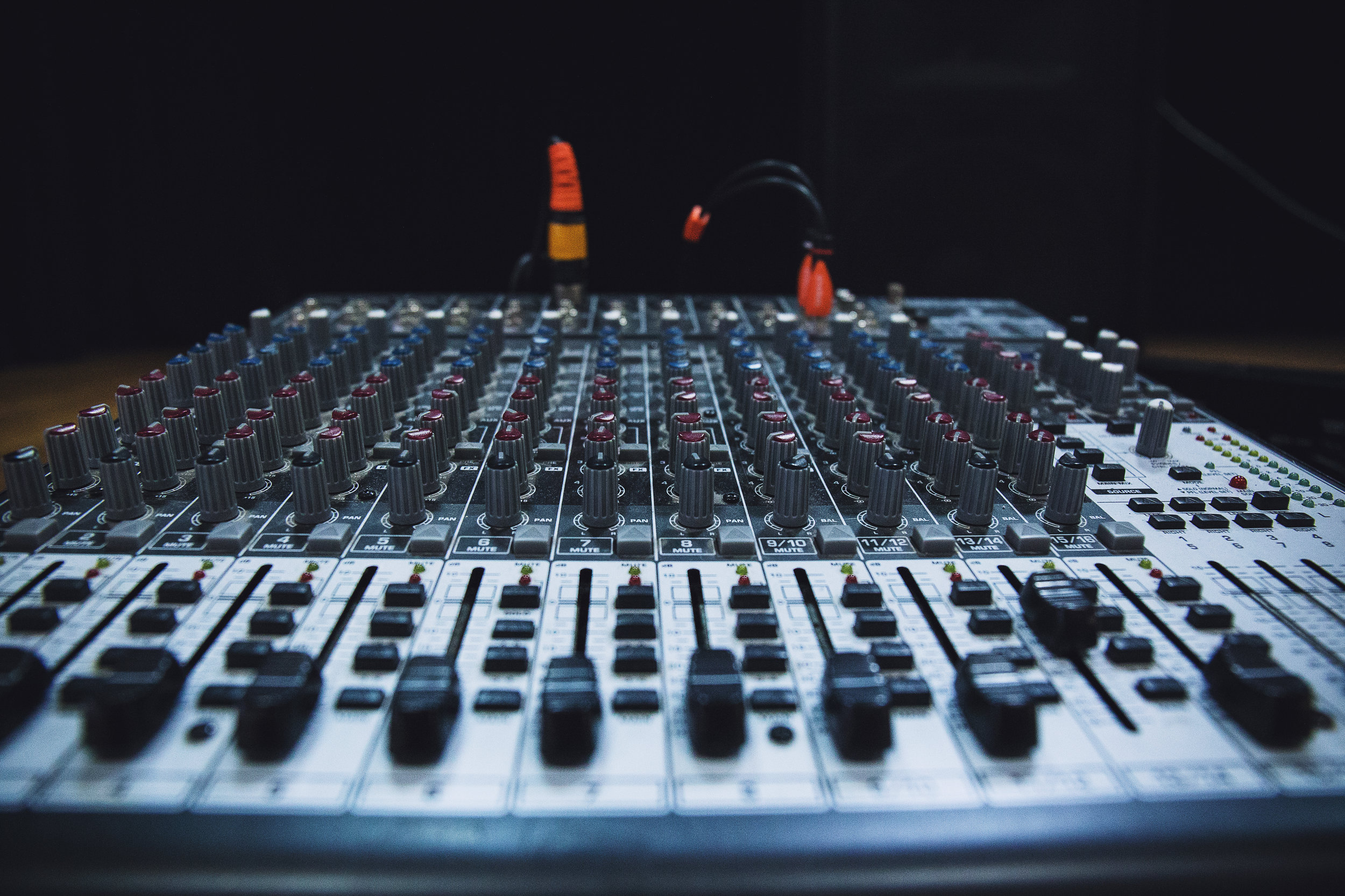 Audio Post Production Mixing Editing