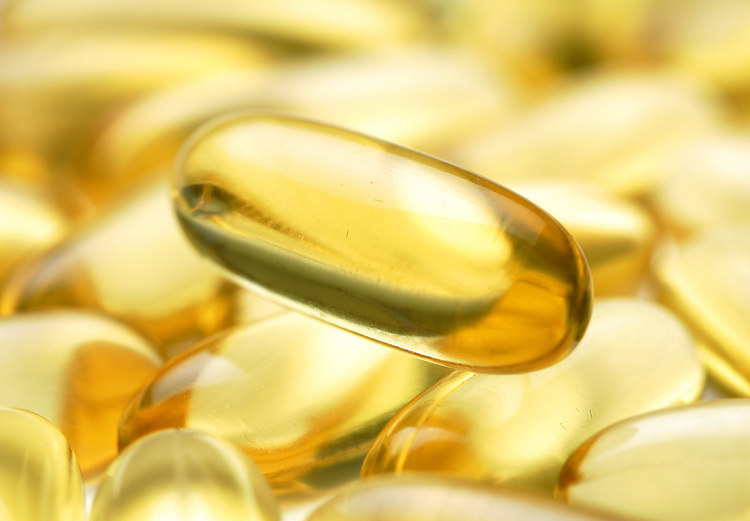1g of Omega-3 Daily -