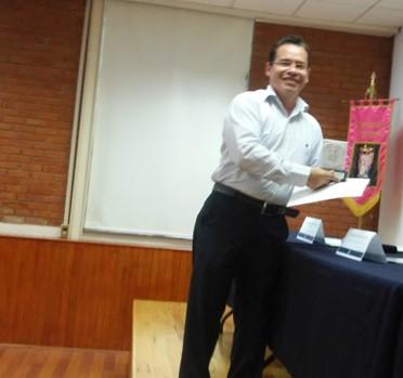 Dr. Vicente Beltrán Campos - Participara con la conferencia