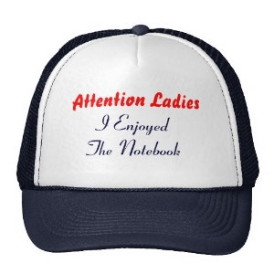 (I mean, at the very least buy the t-shirt instead of the trucker hat)