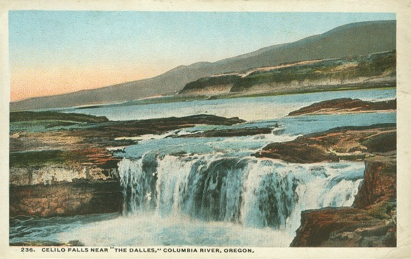 My grandmother remembers going here and watching white and native men fish for Salmon when she was a little girl.
