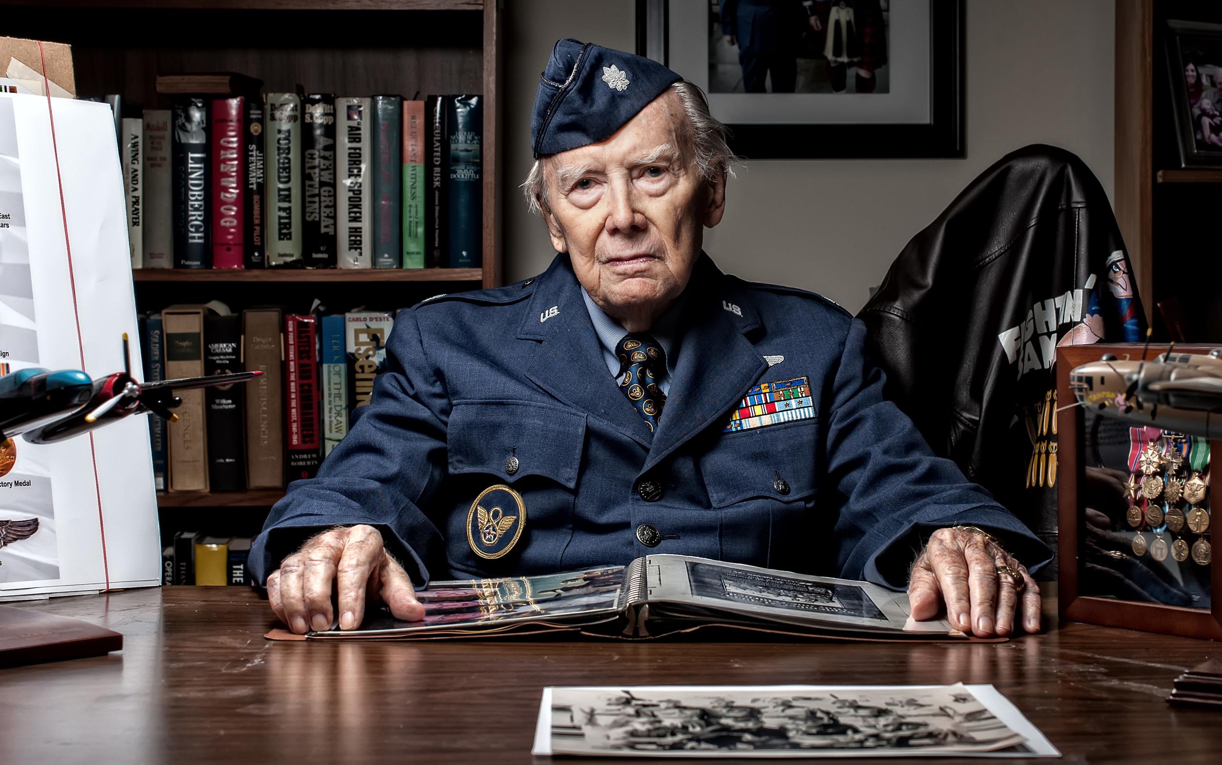Lt. Col. Hap Chandler (ret.)