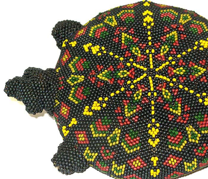 Back of turtle by Pamela Jensen