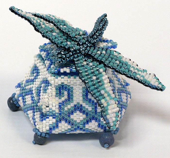 Dragonfly Box by Sally Anaya