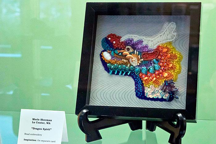 Dragon Spirit by Merle Sherman