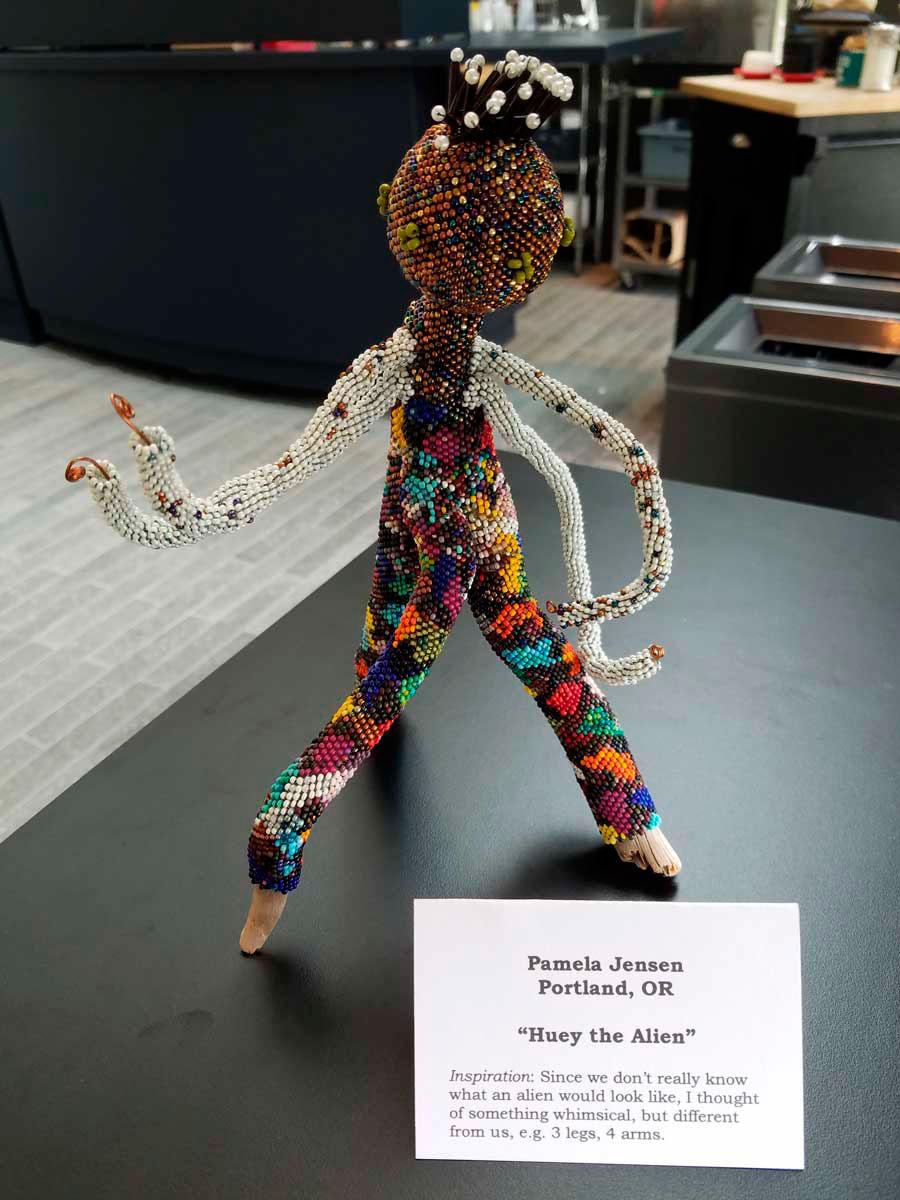 Huey the Alien by Pamela Jensen