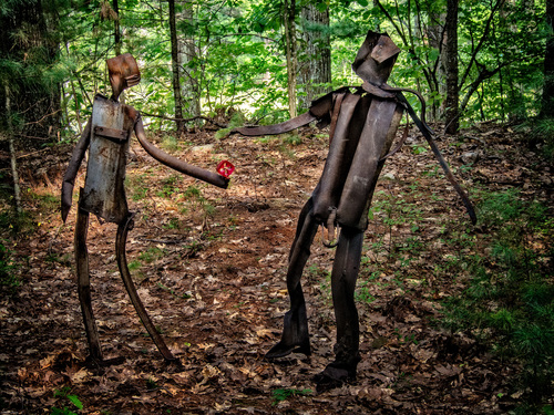 Adam+and+Eve by Madeleine Lord
