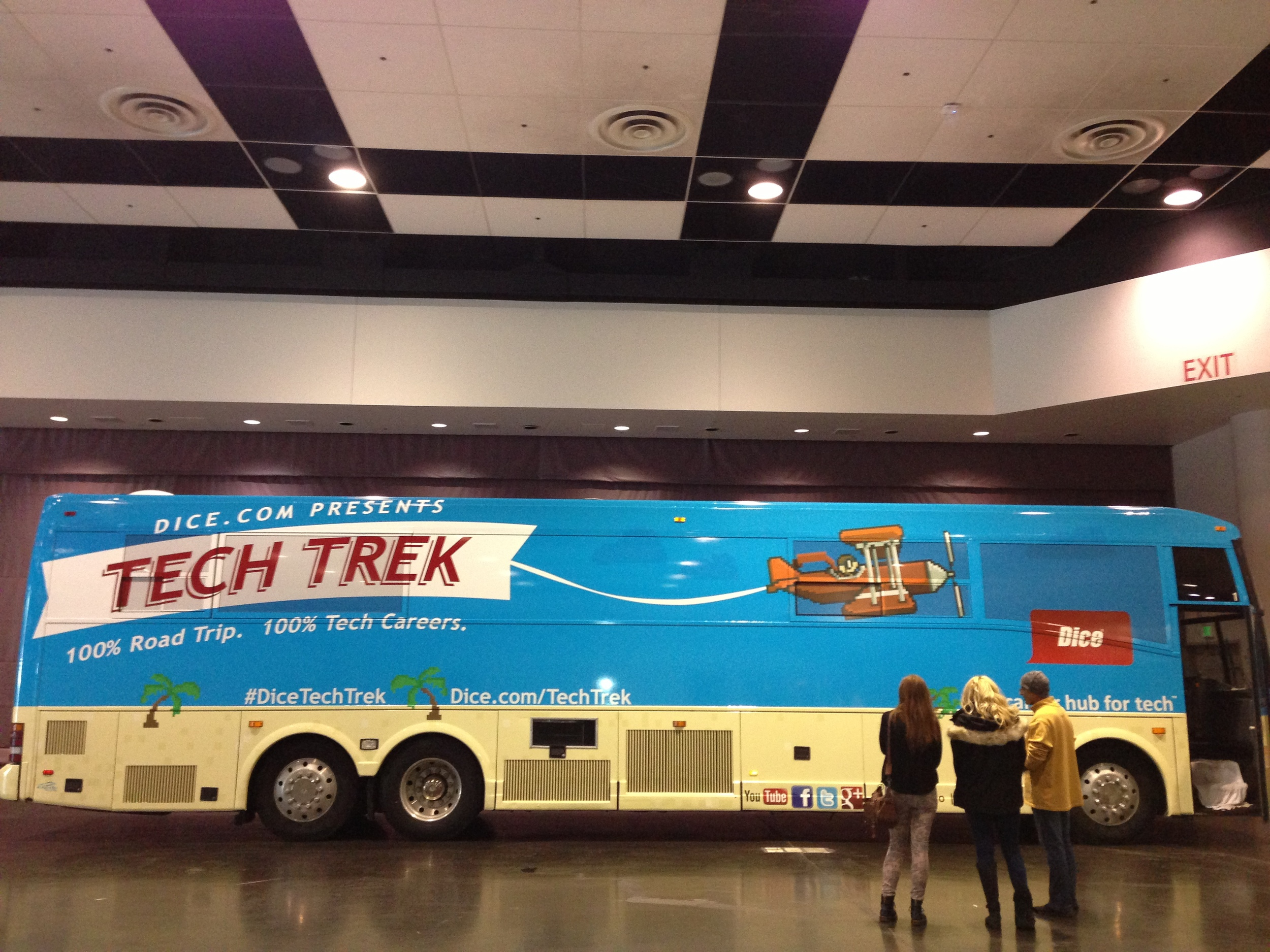 Tech Trek Tour — Lance Flores