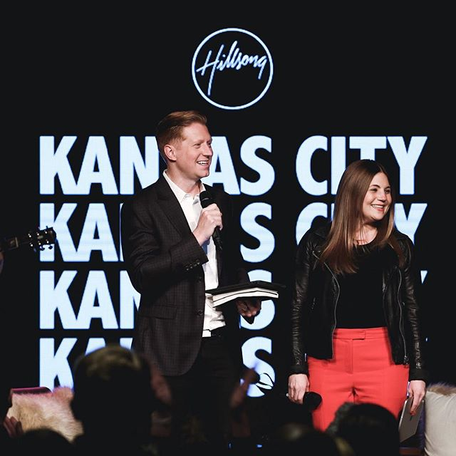 Yesterday was Vision Sunday at The Cause Church. Every year we gather together to hear where we are headed as a church family and yesterday we officially announced that this year we are joining the @Hillsong family and becoming Hillsong Kansas City! @hillsongkc — excited and honored to be part of this house with a new name and a global vision.  So grateful for my pastors @kyledavidturner & @mrslizturner for leading the way, being obedient to the call and making room for everyone to belong. It's such an honor to serve on this team and to build church in such a creative way. And a massive thank you to @brianchouston & @bobbiehouston for believing in my pastors and welcoming us in! The best is yet to come! #revivalisintheair #hillsongkc