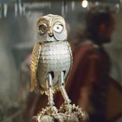 Bubo the Owl