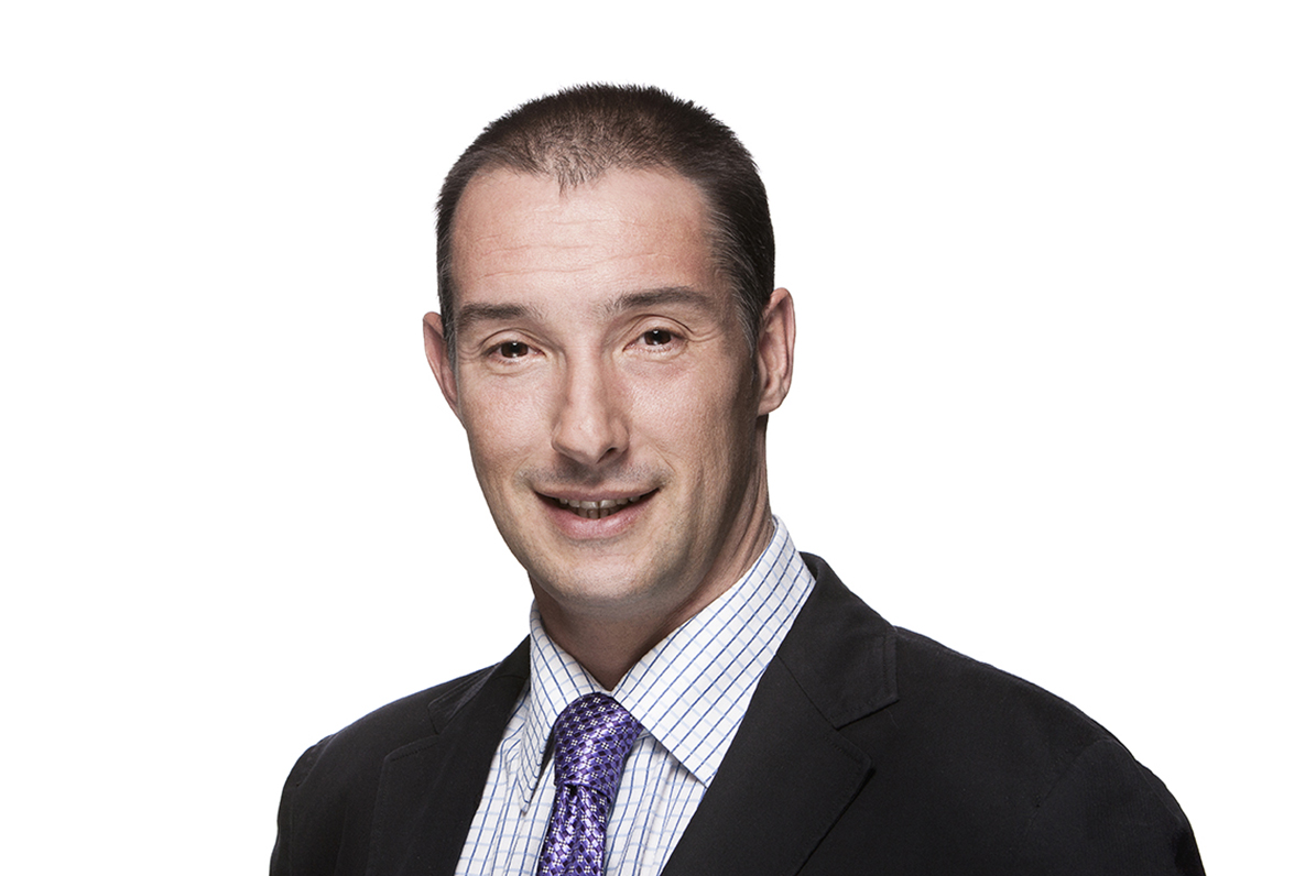 Gareth Beacham QC