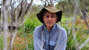 Professor Lindenmayer: courtesy of abc.net.au