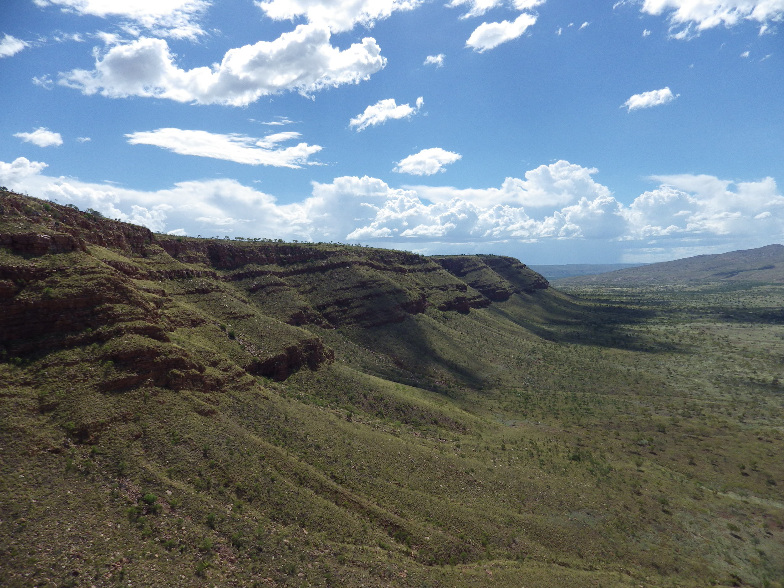 The captivating landscape of Mornington Sanctuary in the Kimberley: an immense nature reserve in north-west Western Australia.  Image: Alex Mullarky