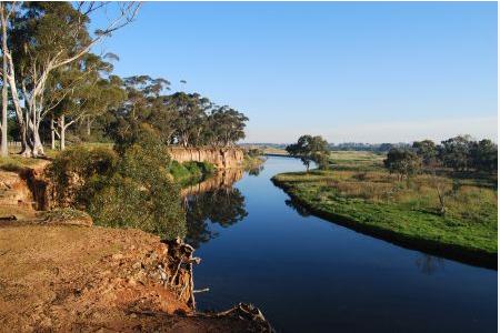 Werribee River. Image: Parks Victoria