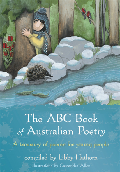 This book is a fantastic poetry resource for both children and adults. Click the image to purchase your copy.  Image: Harper Collins