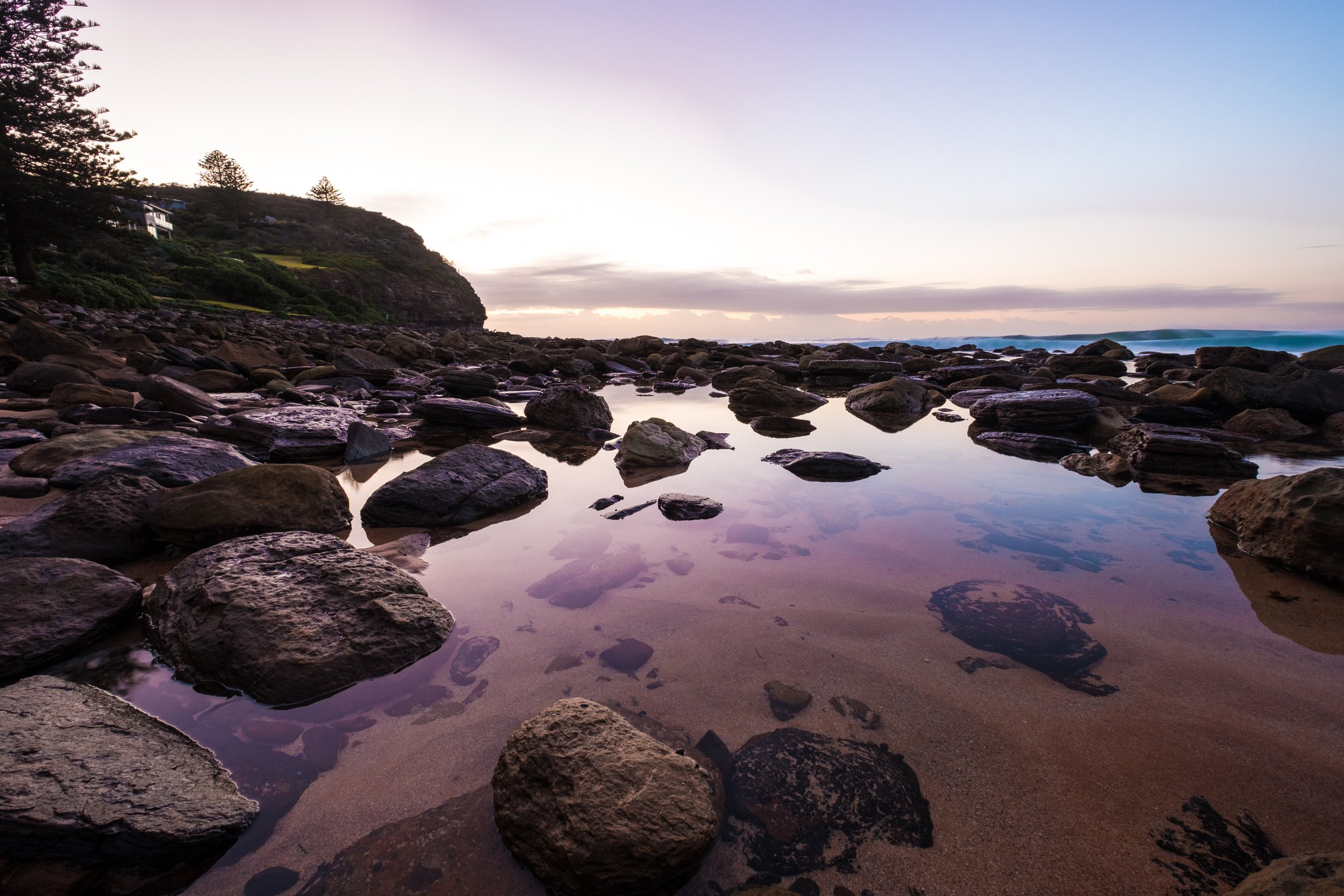 In  The Boy Behind the Curtain , Winton celebrates the life found in rockpools and the objects - or subjects - washed up in the often unappreciated intertidal zones of Australia's beaches.  Image:  James Donaldson  on  Unsplash