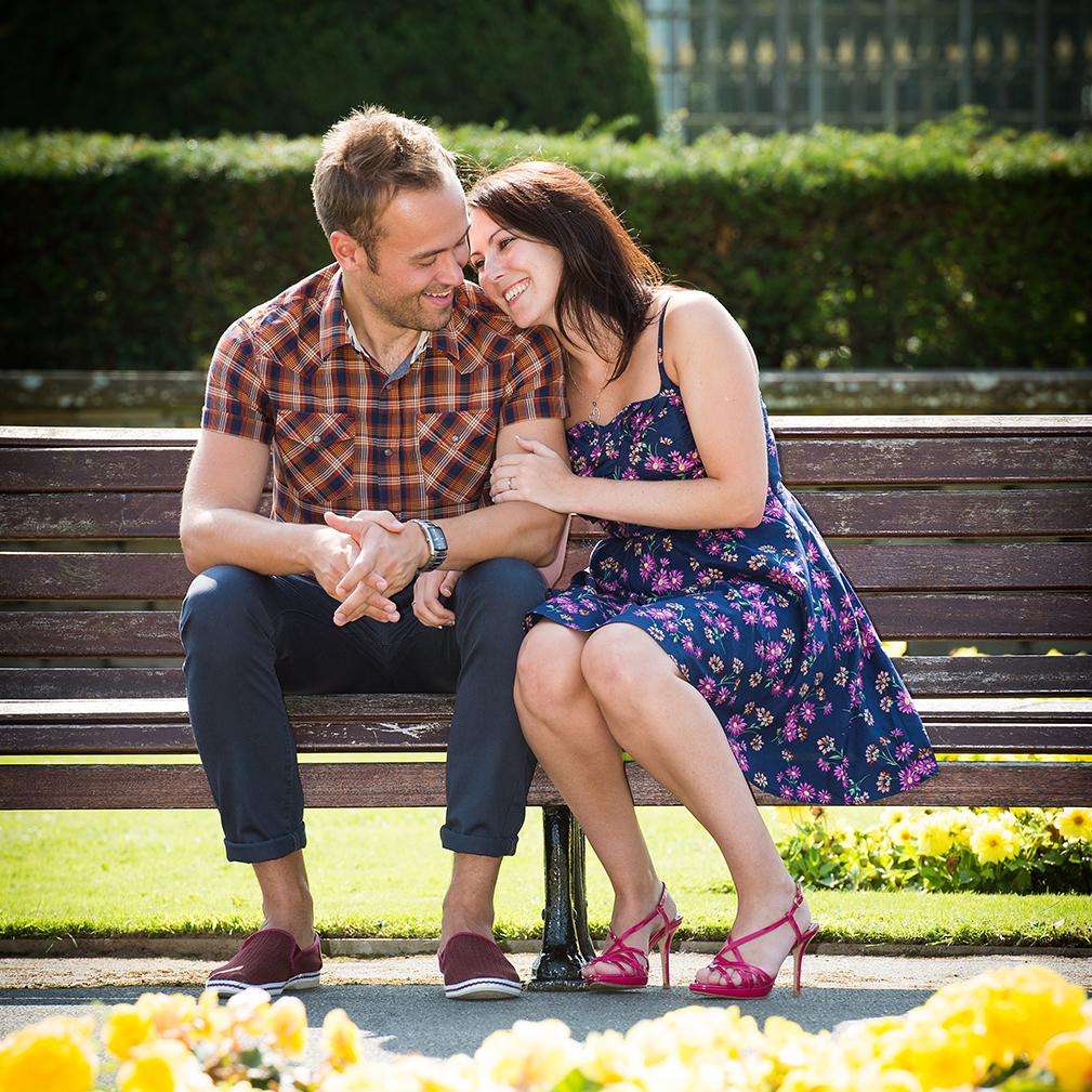 Jayne & Danny's Engagement Shoot