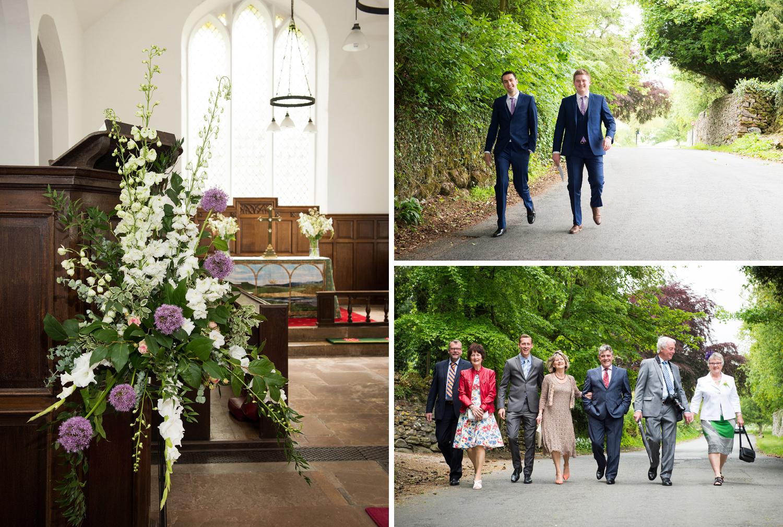 askham hall wedding 07