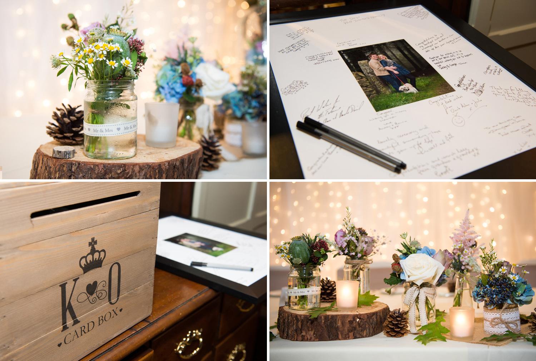 Wedding Guest Signing Frame