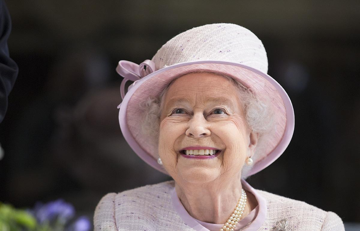 The Queen Elizabeth II UK