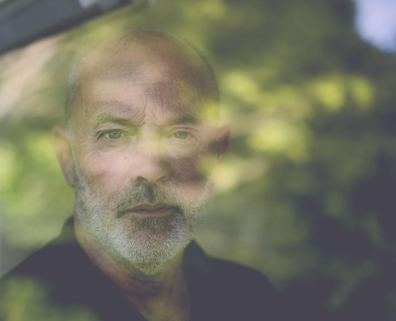 Keith Allen Portrait