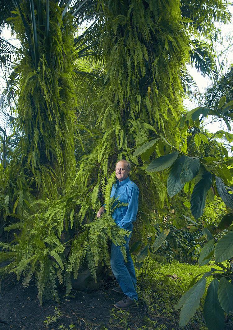 Eden Project Tim Smit
