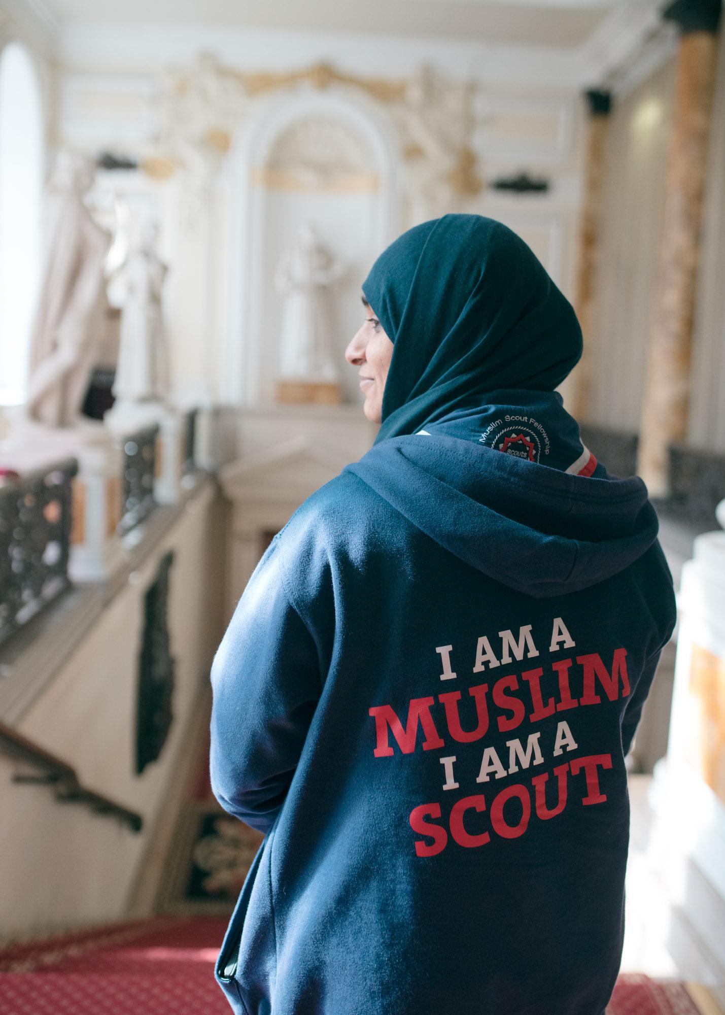 I am a Muslim Photograph