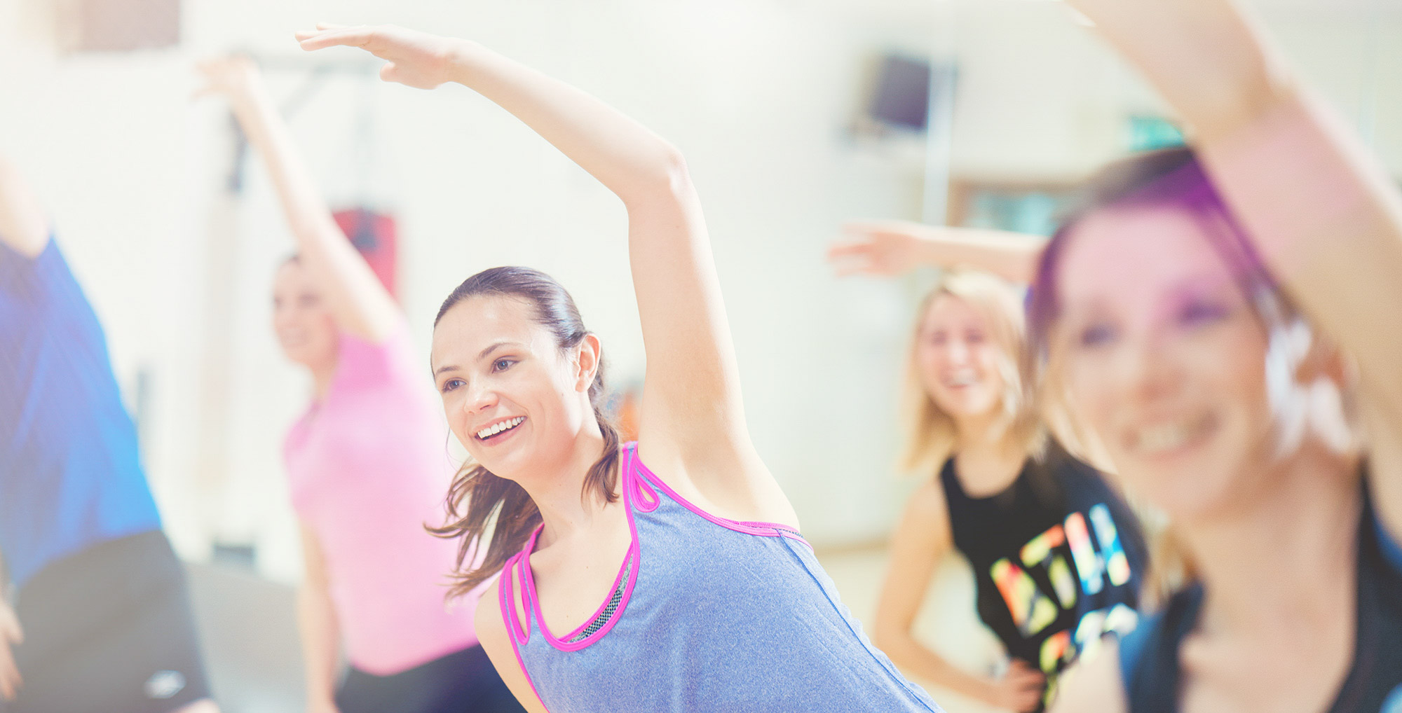 Women's Aerobics Class