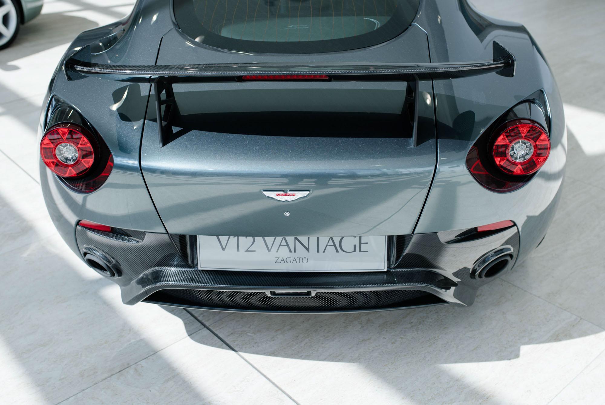 V12 Vantage Zagato