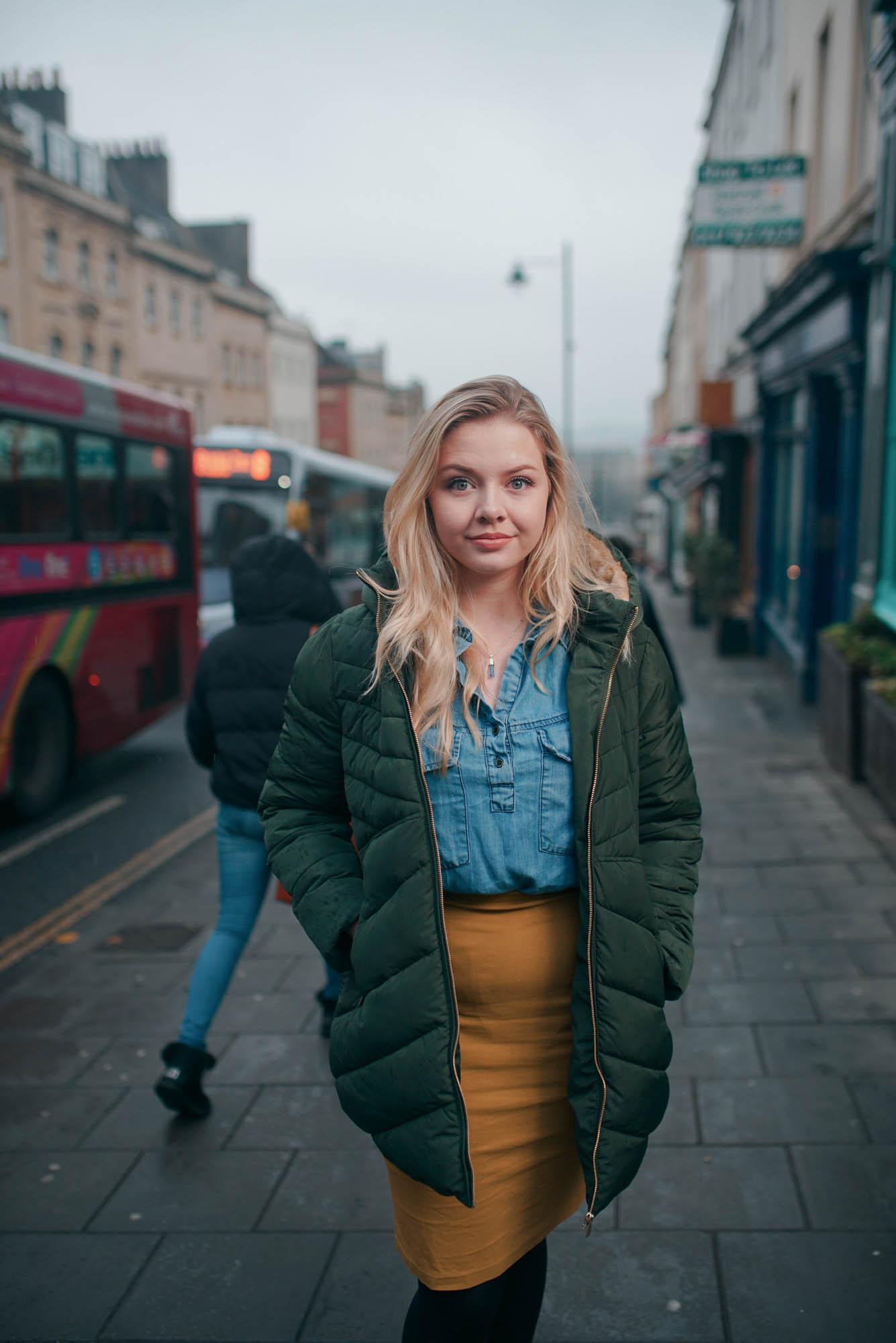 Bristol Student Sophie Pender