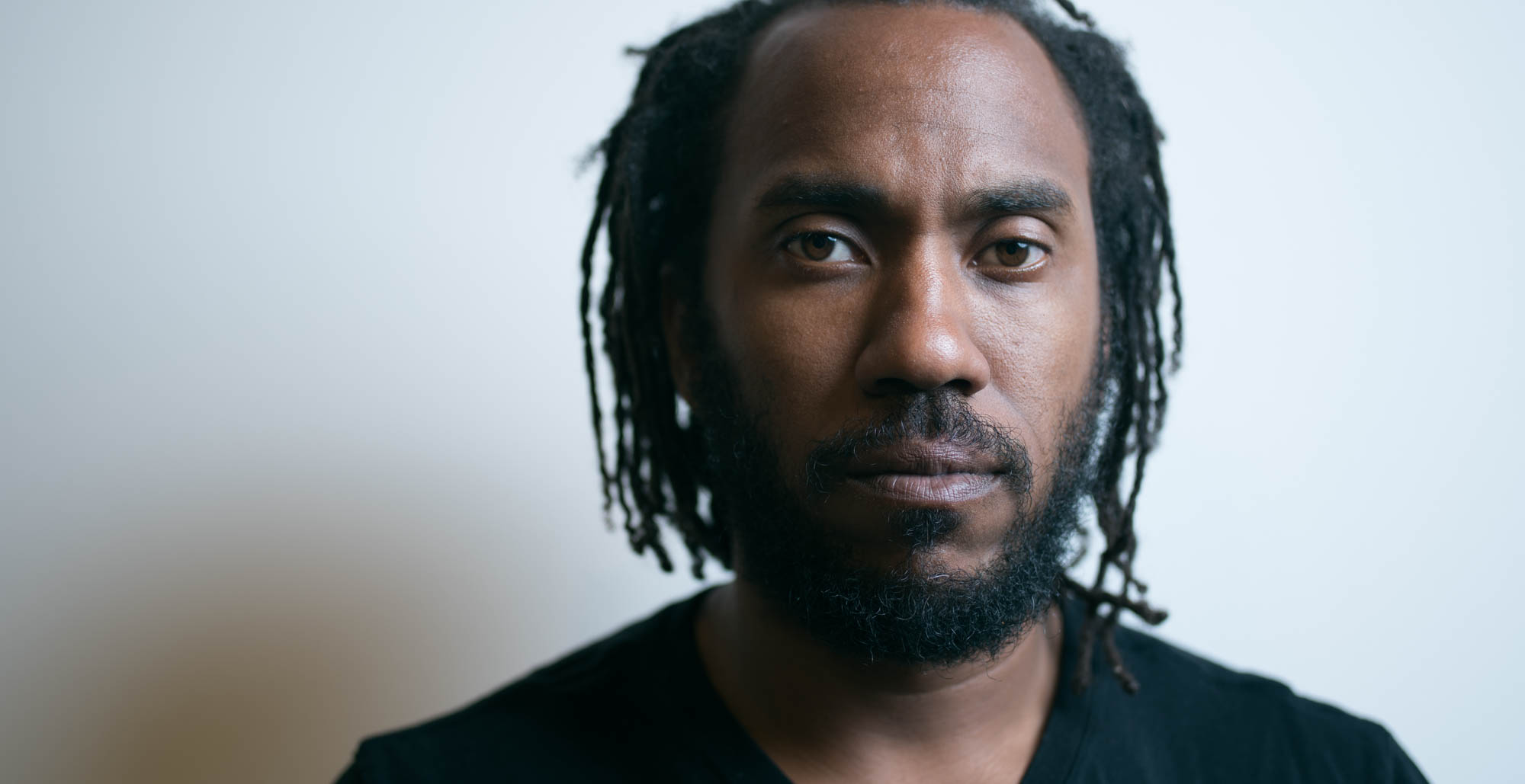 Rashid Johnson Portrait