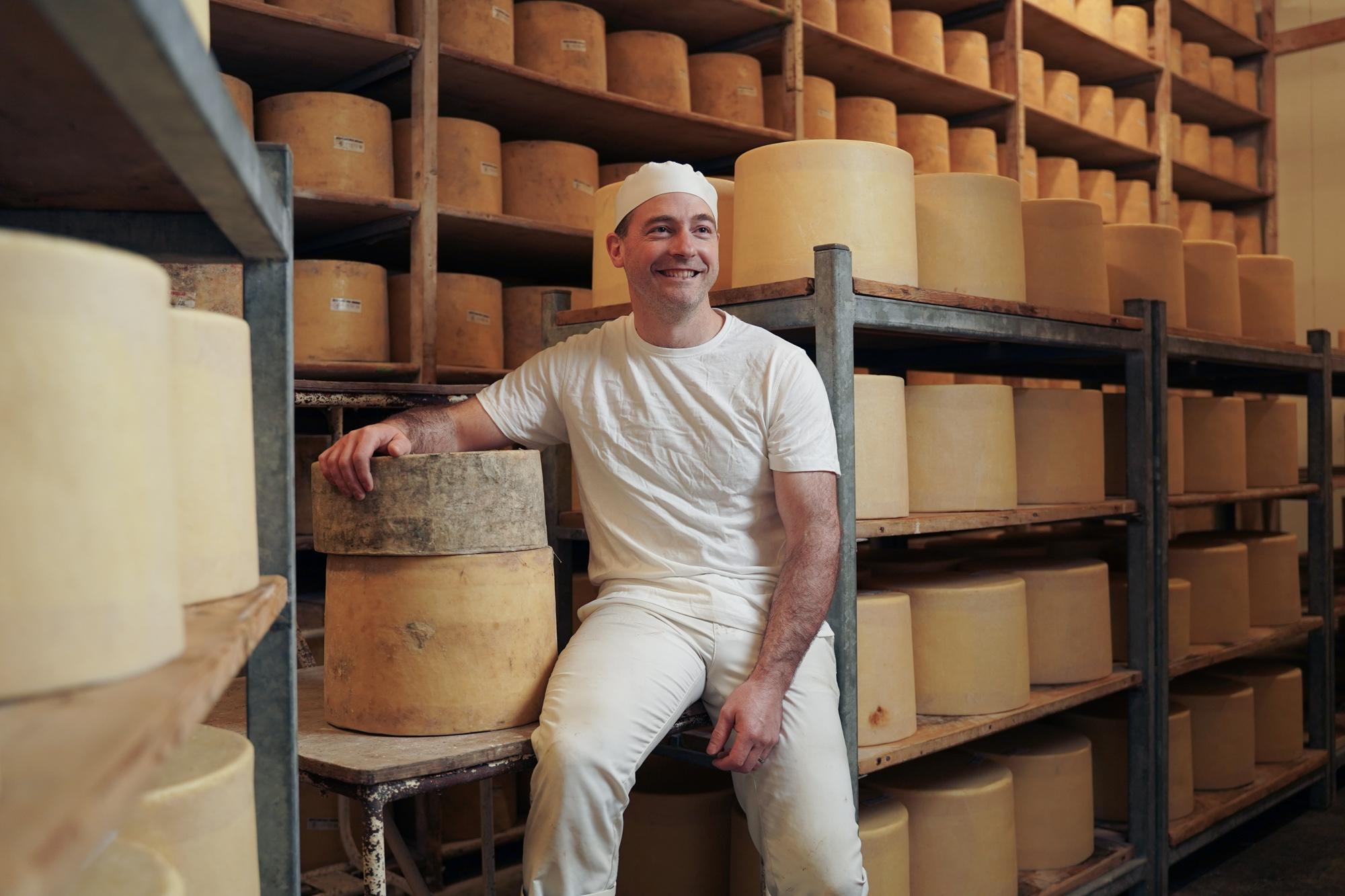 Cheddar Producer Portrait