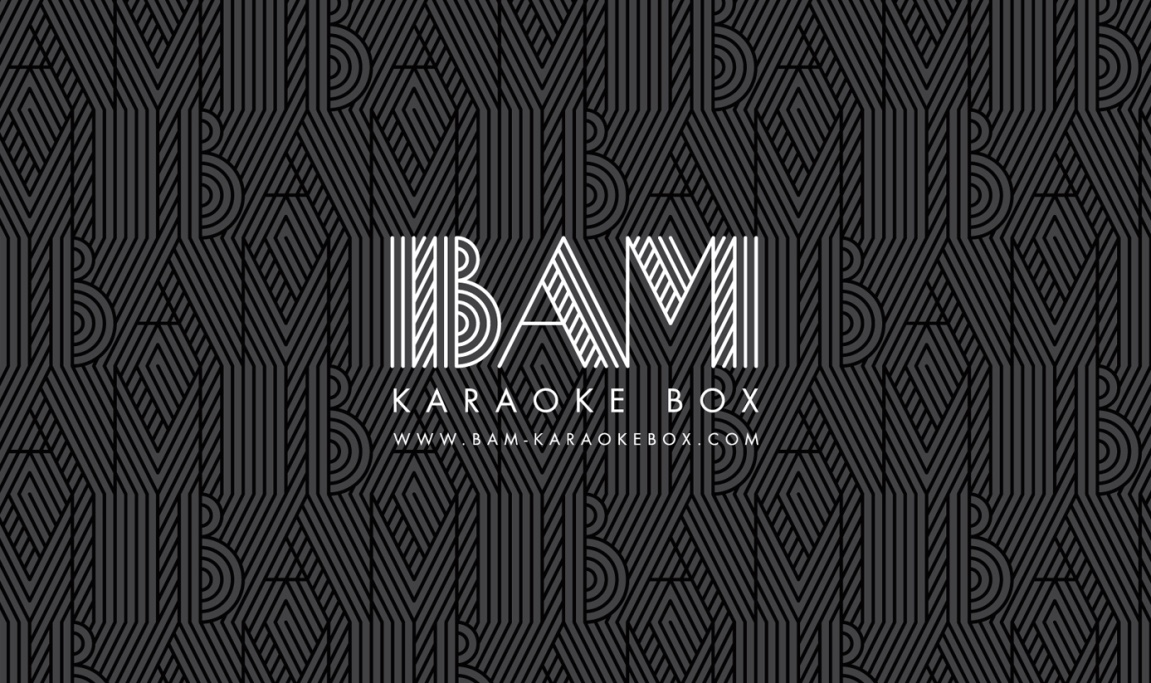 Teaser BAM Karaoke Box Paris lancement
