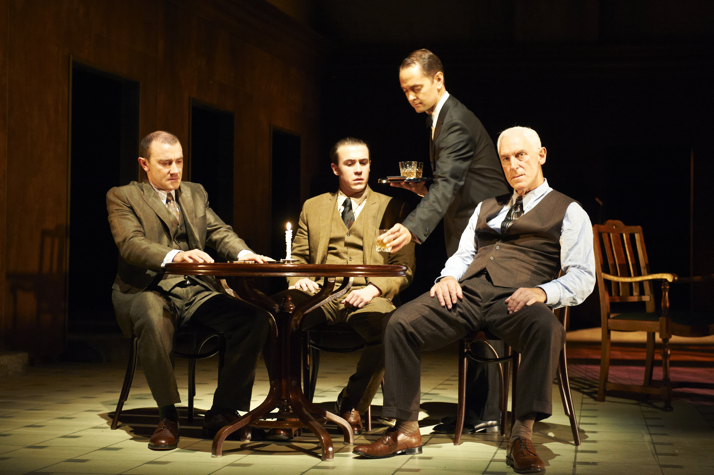 Death of a Salesman, Josh McConville, Ben O'Tool directed by Adam Mitchell