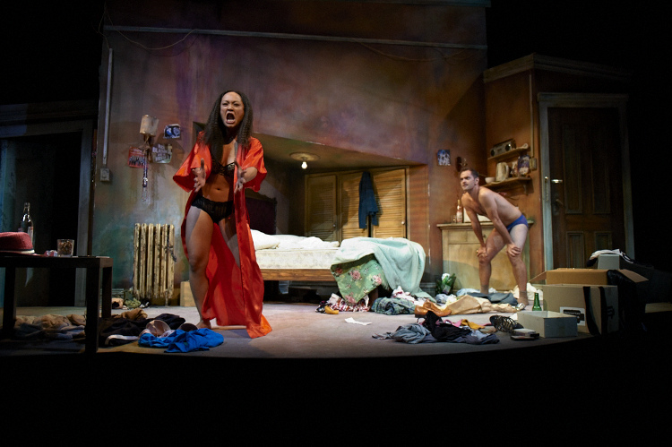 The Motherfucker with the Hat, Stephen Adly Guirgis, directed by Adam Mitchell