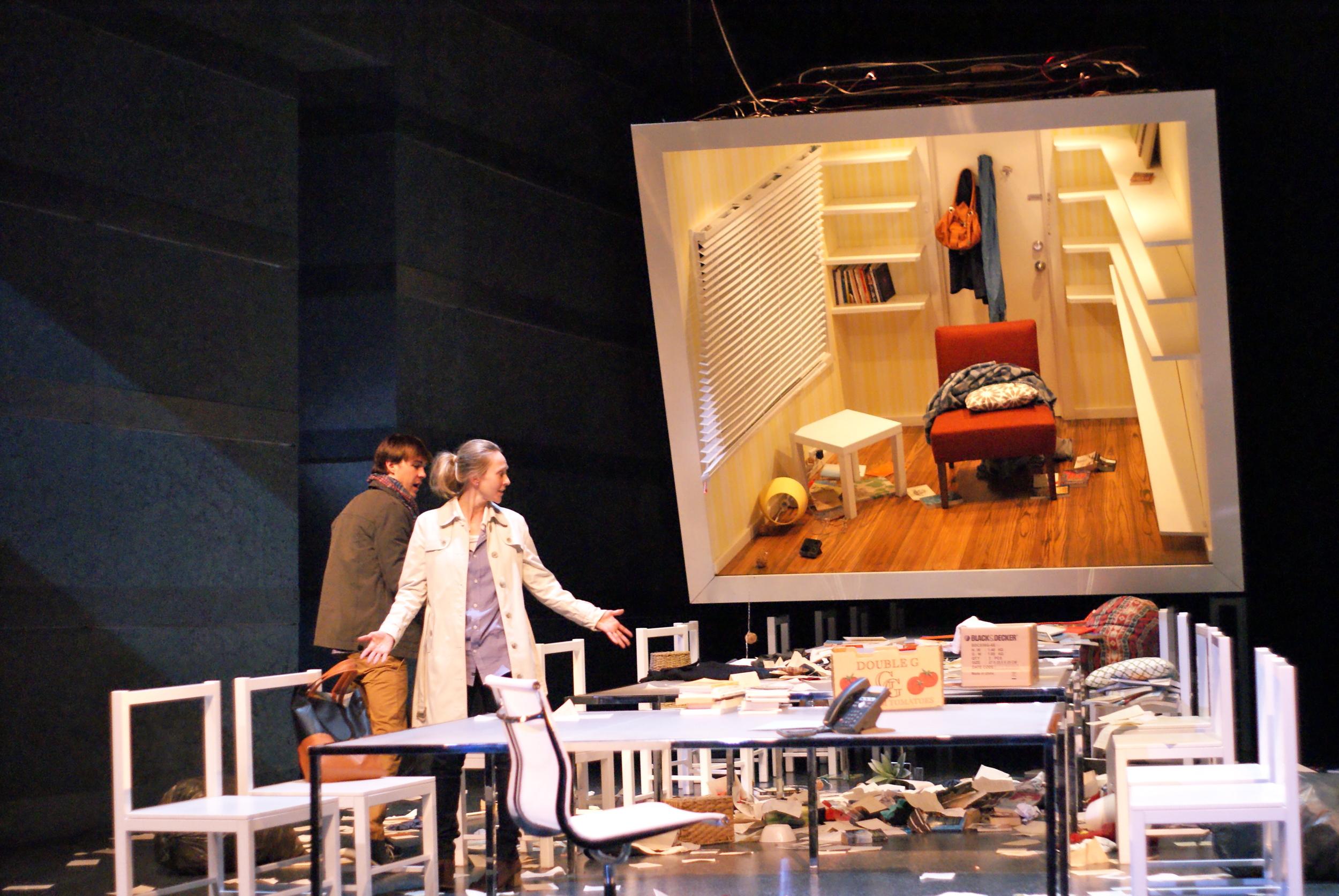 Boy Gets Girl, Ben O'Tool, and Alison Van Reeken Directed by Adam Mitchell