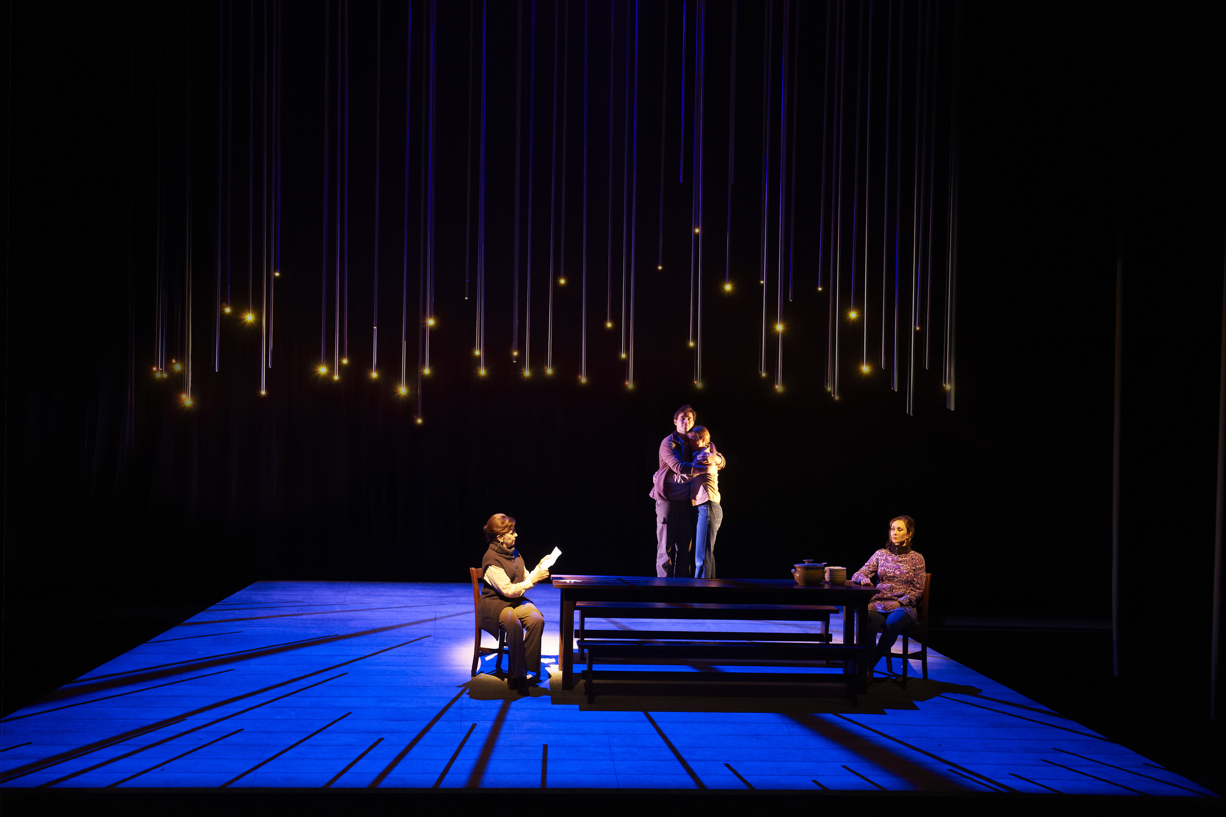 When the rain stops falling , Andrew Bovell, with Julia Moody, Scott Sheridan, directed by Adam Mitchell