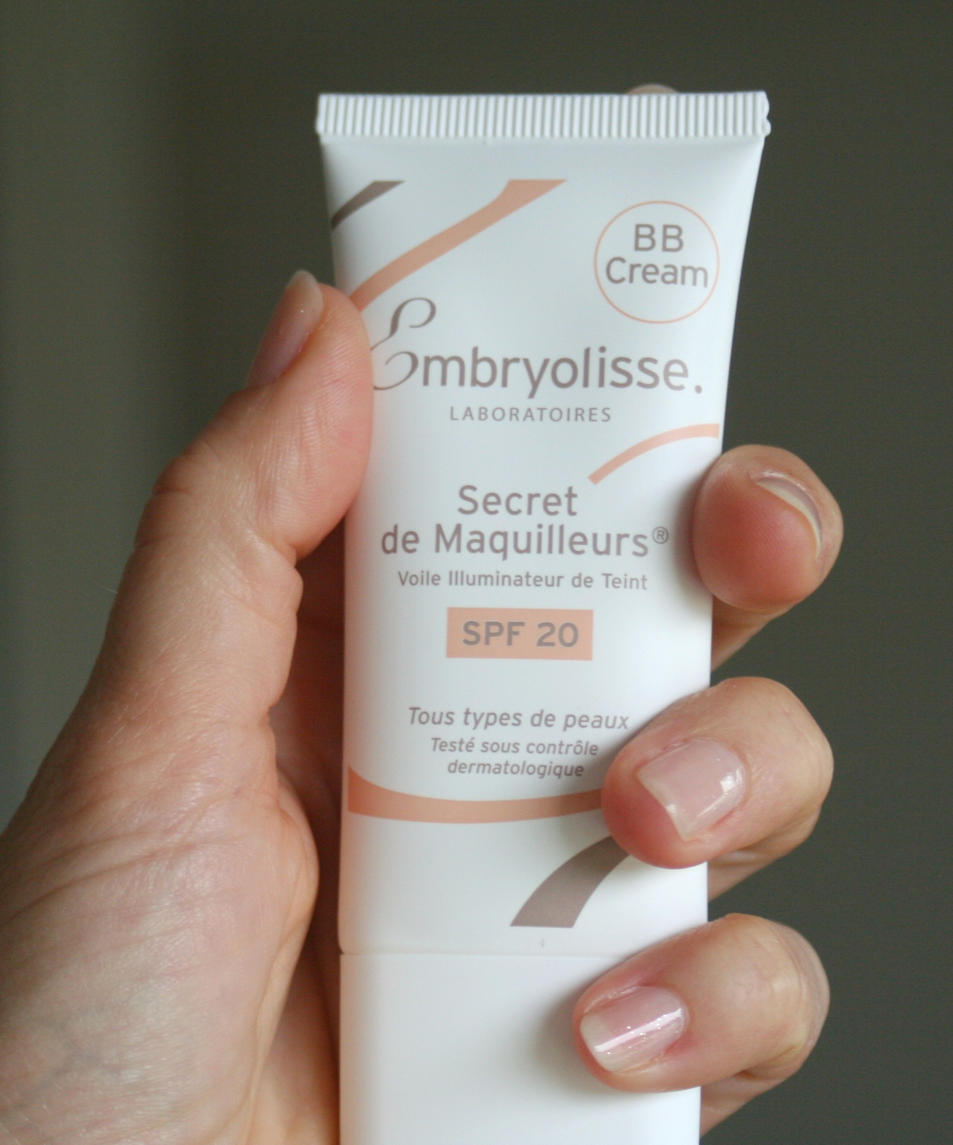 Embryolisse Artist Secret BB Cream with 'self adjusting pigments'