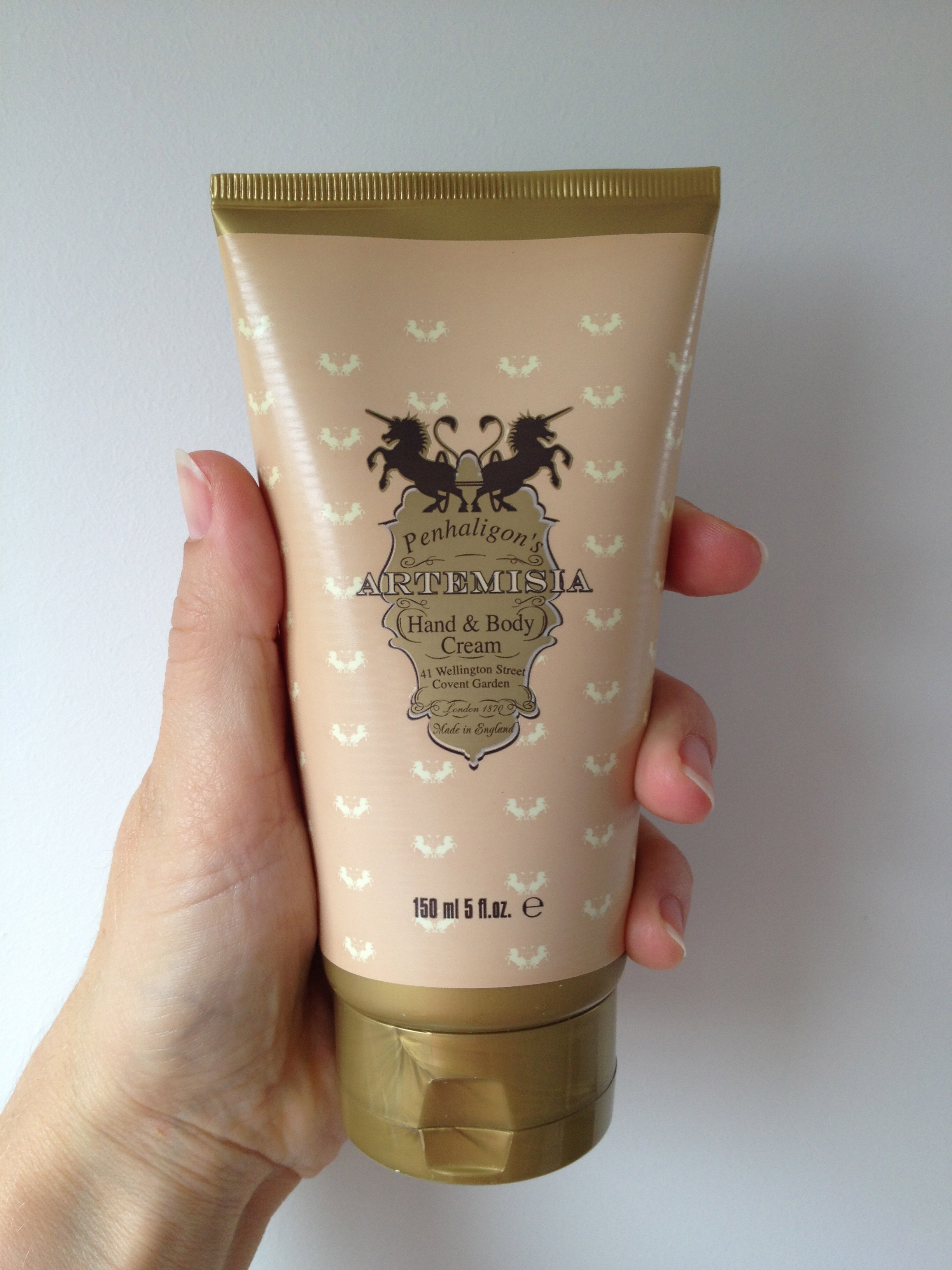 Artemisia Hand & Body Cream